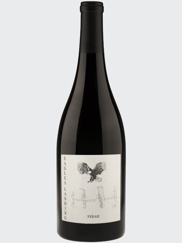 Eagles Landing Syrah Paso 2012