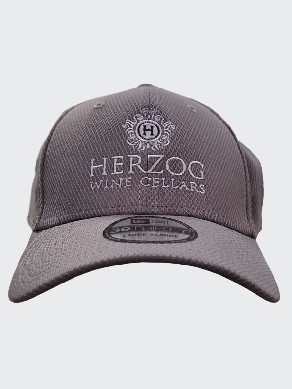 Herzog Cap Charcoal Fitted